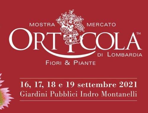 ORTICOLA – Mostra Mercato 16-19 settembre 2021
